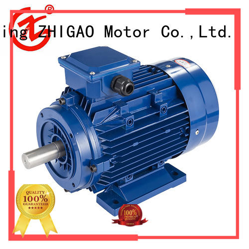 High-quality electric motor works asynchronous manufacturers for food machine