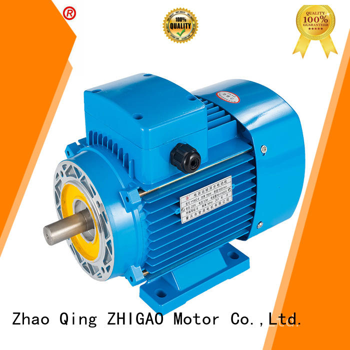 Latest 3 phase induction motor price motors suppliers for wood-working machine