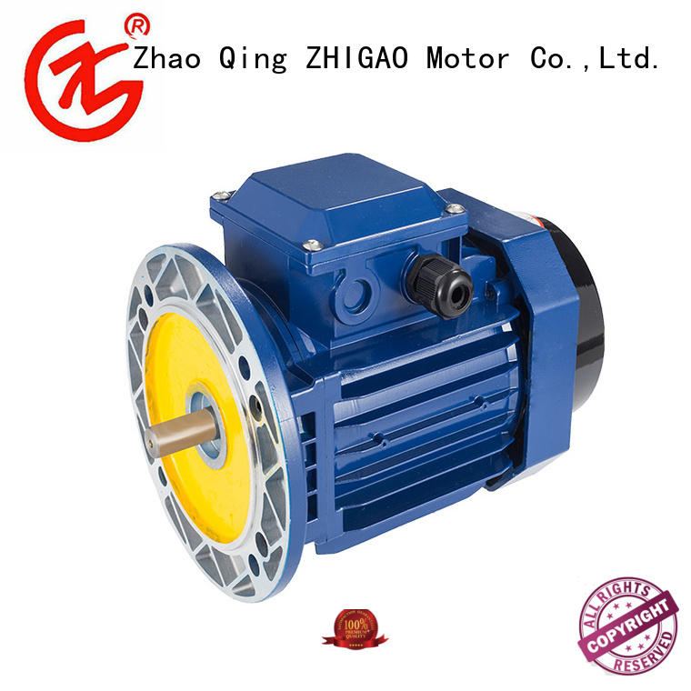 ZHIGAO Wholesale induction motor current supply for