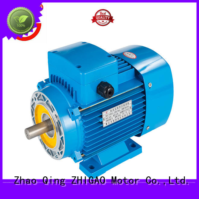 ZHIGAO Latest 3 phase motor power suppliers for wood-working machine