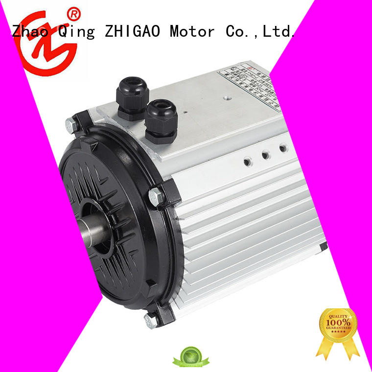 ZHIGAO Best small ac induction motor factory for wood-working machine