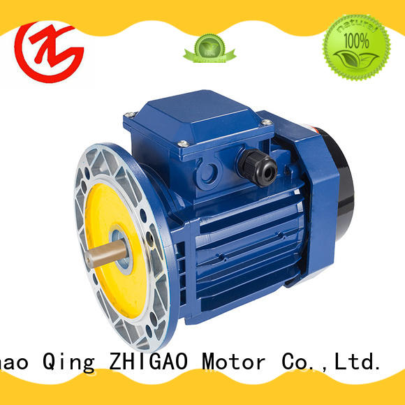 ZHIGAO New ac electric motor components company for motorcycle