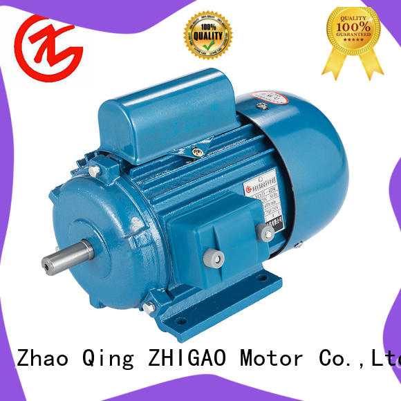 ZHIGAO ye3 induction motor parts factory for air conditioner