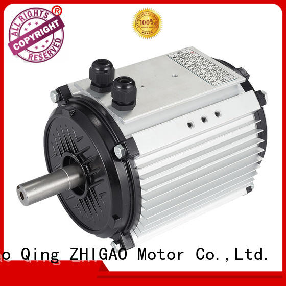 ZHIGAO Best induction motor speed factory for wood-working machine