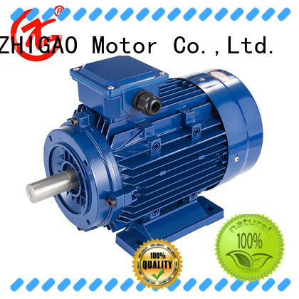 ZHIGAO High-quality synchronous and induction motor factory for