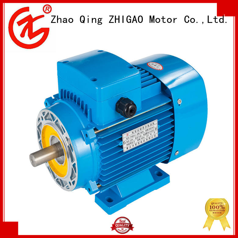 ZHIGAO Latest large ac motor factory for