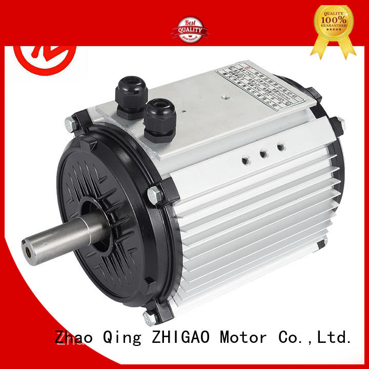 ZHIGAO Wholesale synchronous motor generator company for wood-working machine