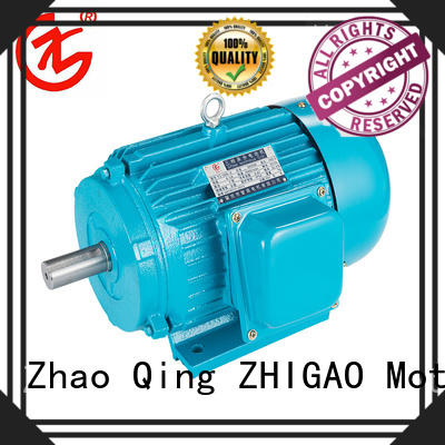 ZHIGAO New ac motor torque for business for metal cutting machine