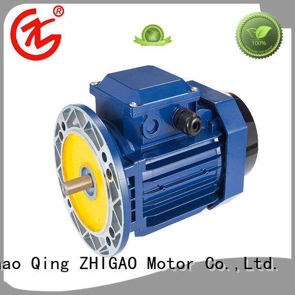 ZHIGAO motor three phase asynchronous motor manufacturers for