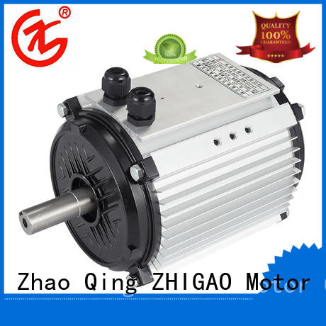 ZHIGAO asynchronous slip in an induction motor supply for motorcycle