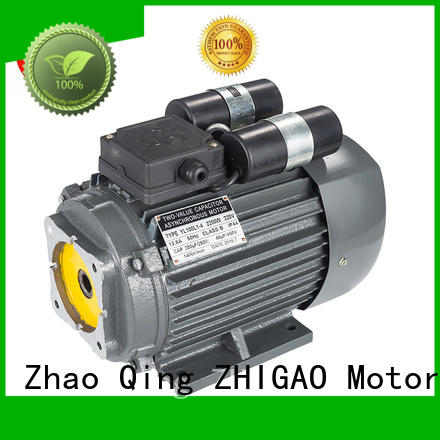 ZHIGAO y3 4 pole induction motor company for metal cutting machine