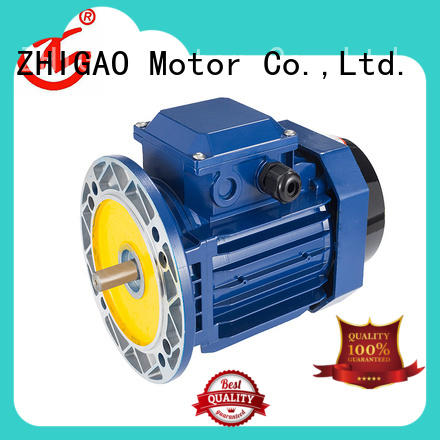 ZHIGAO motor 5hp induction motor for business for food machine