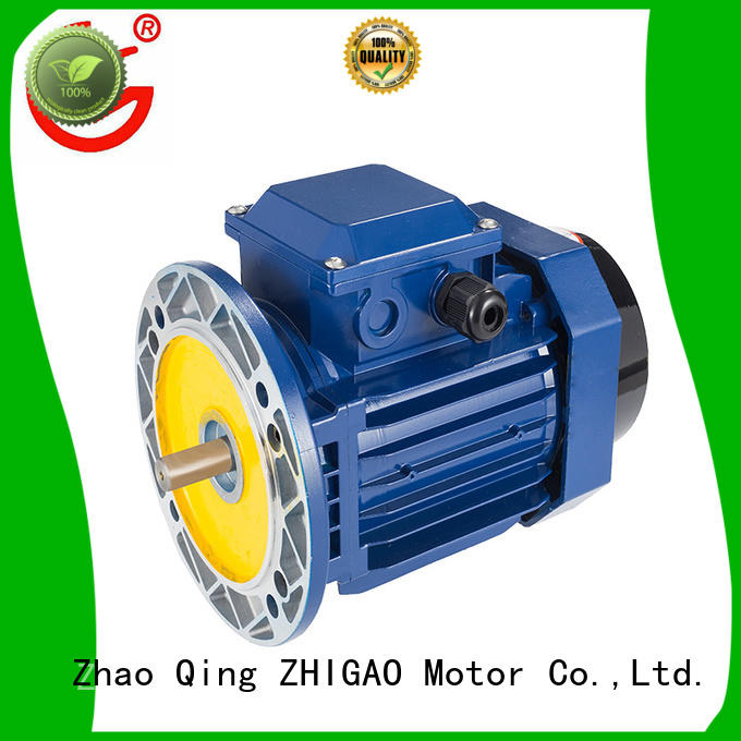ZHIGAO ac squirrel cage asynchronous motor for business for air conditioner
