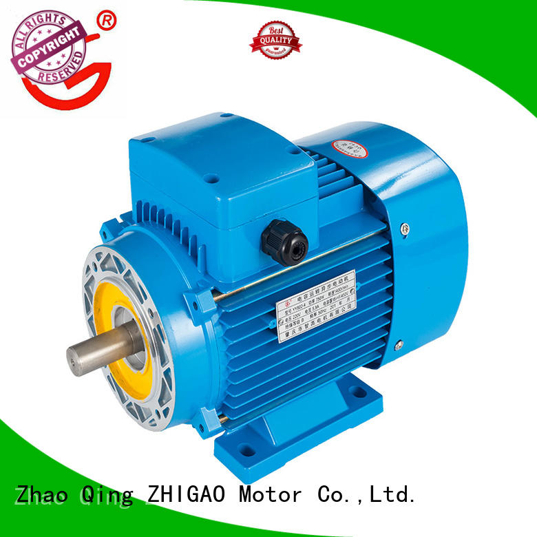 ZHIGAO Top stator of induction motor factory for motorcycle