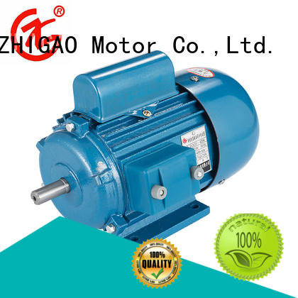 ZHIGAO Best ac synchronous electric motor for business for metal cutting machine