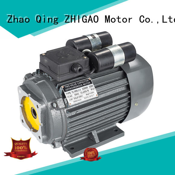 ZHIGAO New synchronous motor generator for business for metal cutting machine