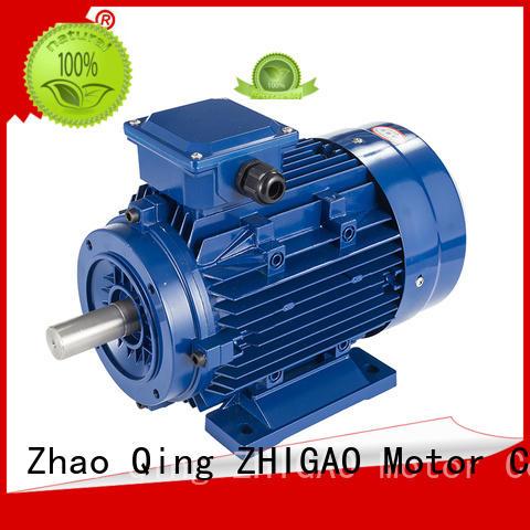 ZHIGAO New us electric motors suppliers for fan