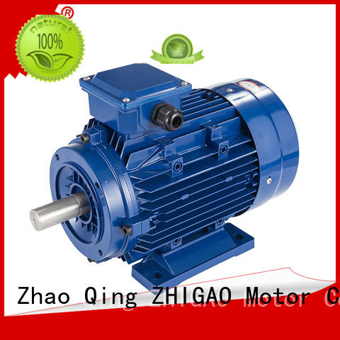Latest 3 phase motor types servo suppliers for air conditioner