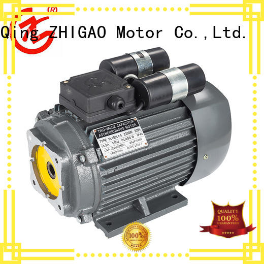 High-quality tesla induction motor motor factory for air conditioner