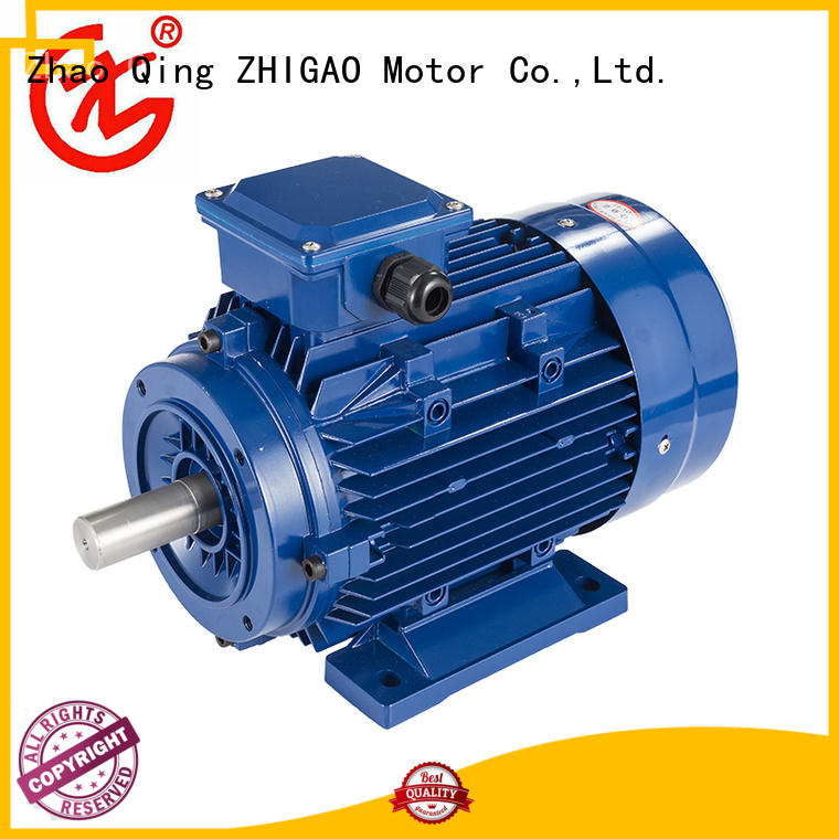 ZHIGAO Wholesale synchronous motor efficiency manufacturers for metal cutting machine
