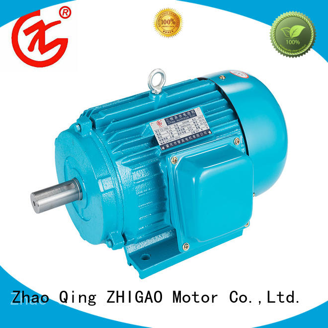ZHIGAO y3 electric motor suppliers supply for food machine