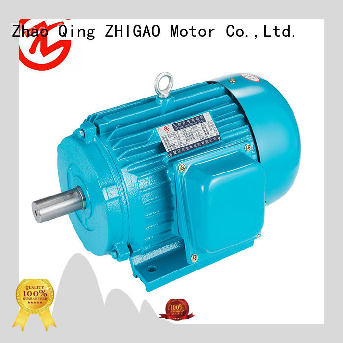 ZHIGAO Top single phase induction motor operation supply for