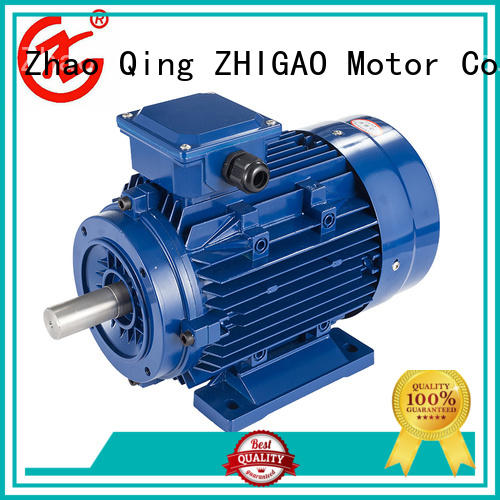 Wholesale 5 phase induction motor servo factory for metal cutting machine