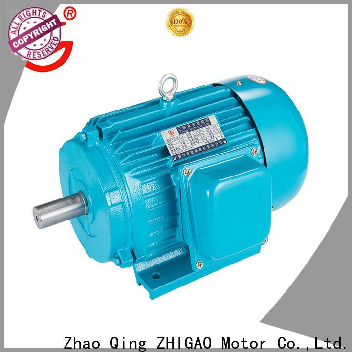 ZHIGAO yc nikola tesla induction motor manufacturers for