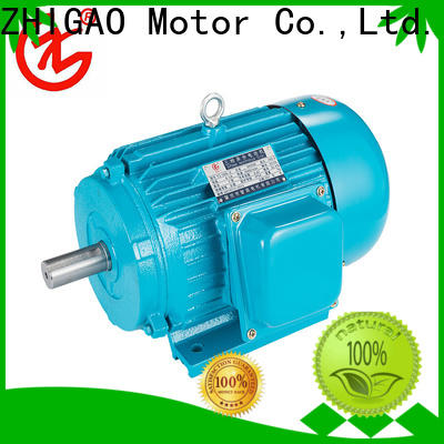 ZHIGAO High-quality single phase induction motor for sale suppliers for fan