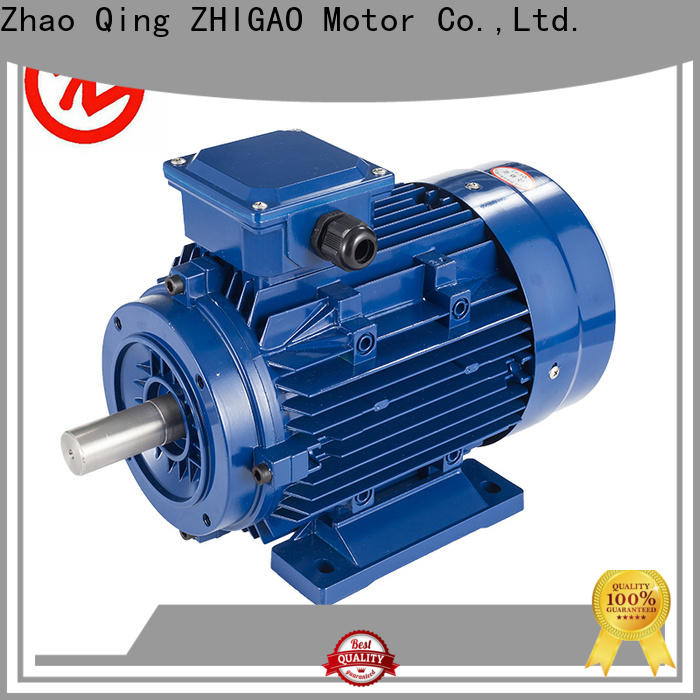 ZHIGAO y3 small 3 phase motor suppliers for fan