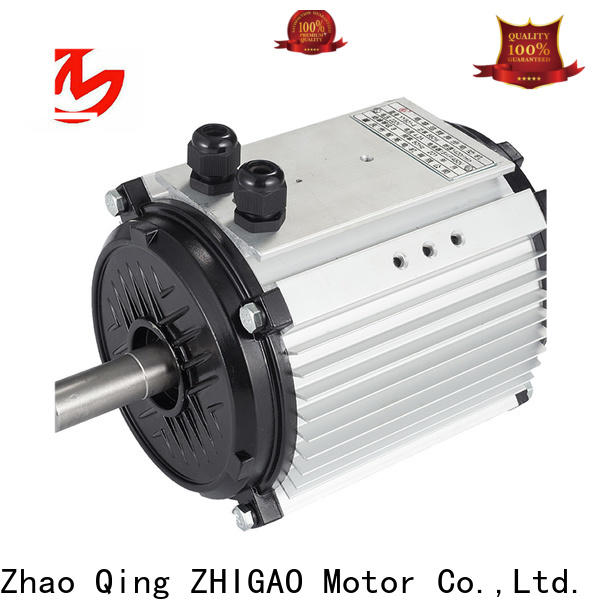 ZHIGAO New ac motor and dc motor manufacturers for fan