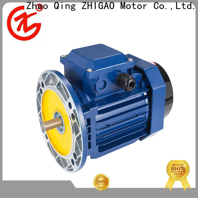 ZHIGAO ye3 phase electric motors factory for food machine