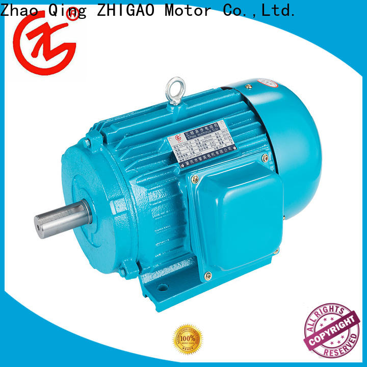 ZHIGAO motors buy single phase induction motor for business for wood-working machine