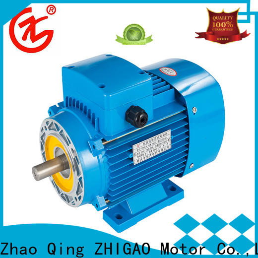 ZHIGAO Custom synchronous induction motor operation supply for food machine