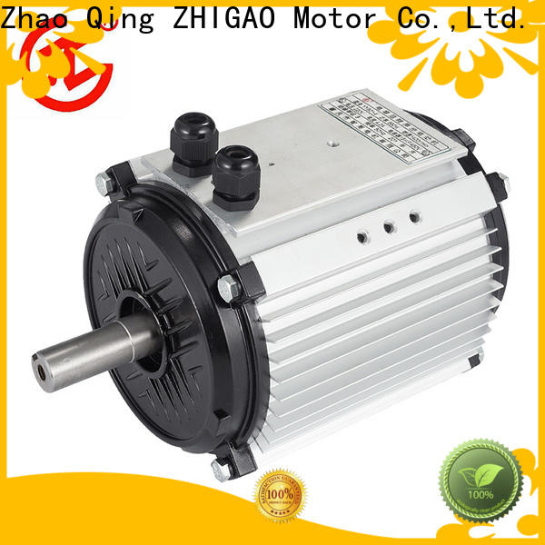 Custom 3 phase induction motor controller servo supply for motorcycle