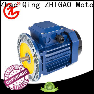 ZHIGAO Best pole of induction motor manufacturers for air conditioner