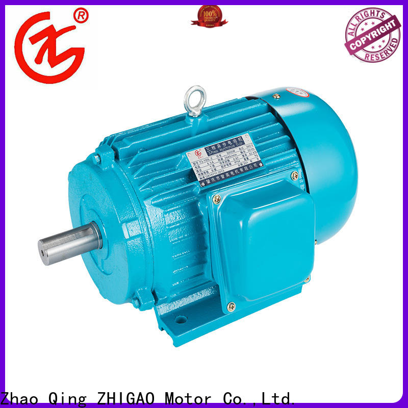 ZHIGAO Best three phase electric motor suppliers for motorcycle