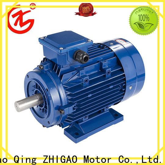 ZHIGAO Custom single phase ac motor price factory for food machine