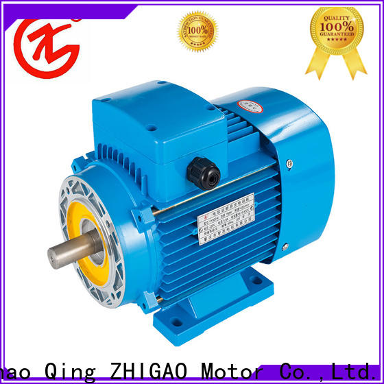 ZHIGAO phase 3 phase induction motor manufacturers for business for
