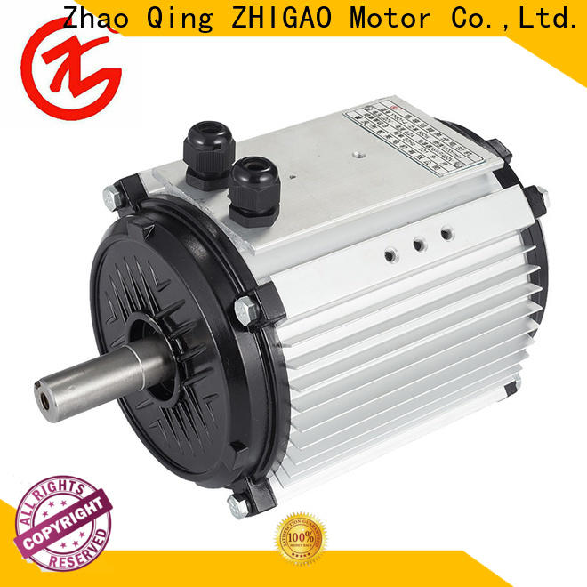ZHIGAO yl 1 hp induction motor manufacturers for metal cutting machine