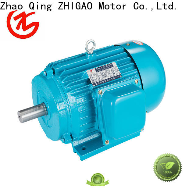 ZHIGAO Wholesale slip speed of induction motor factory for motorcycle