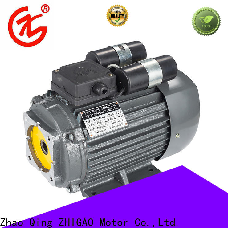 ZHIGAO series 3 phase motor winding suppliers for