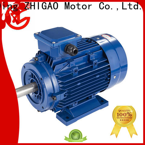 ZHIGAO asynchronous uses of 3 phase induction motor supply for fan