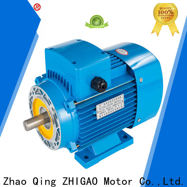 ZHIGAO Best ac induction motor applications manufacturers for motorcycle