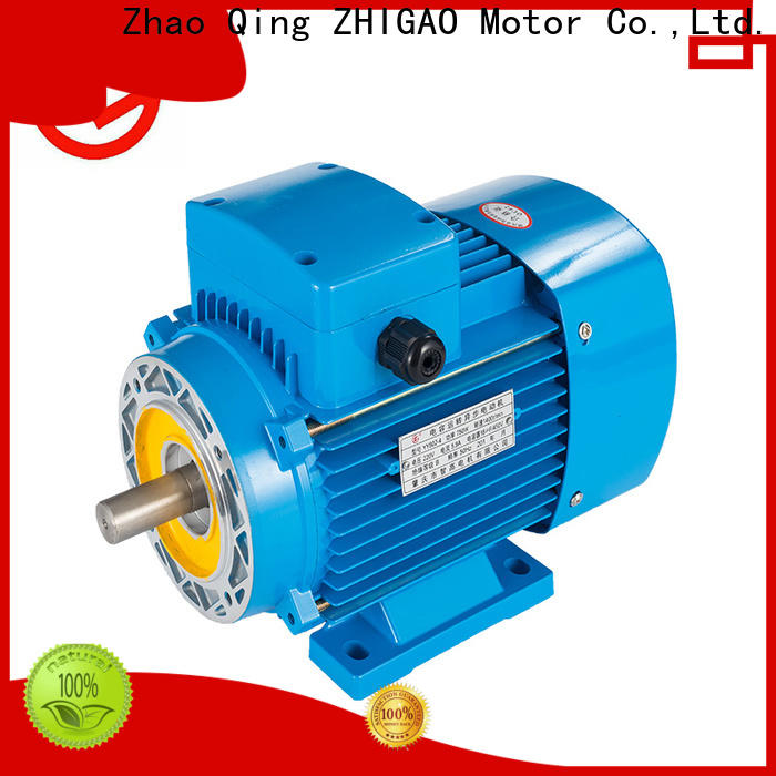 ZHIGAO Latest induction motor cost for business for wood-working machine