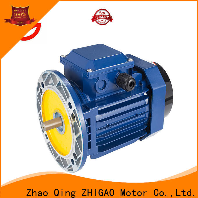 ZHIGAO High-quality operation of synchronous motor for business for wood-working machine