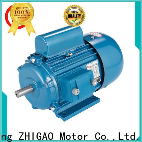 Custom 3 phase motor winding servo factory for metal cutting machine