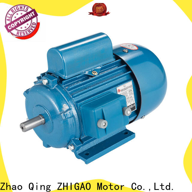 ZHIGAO series ac motor rpm company for