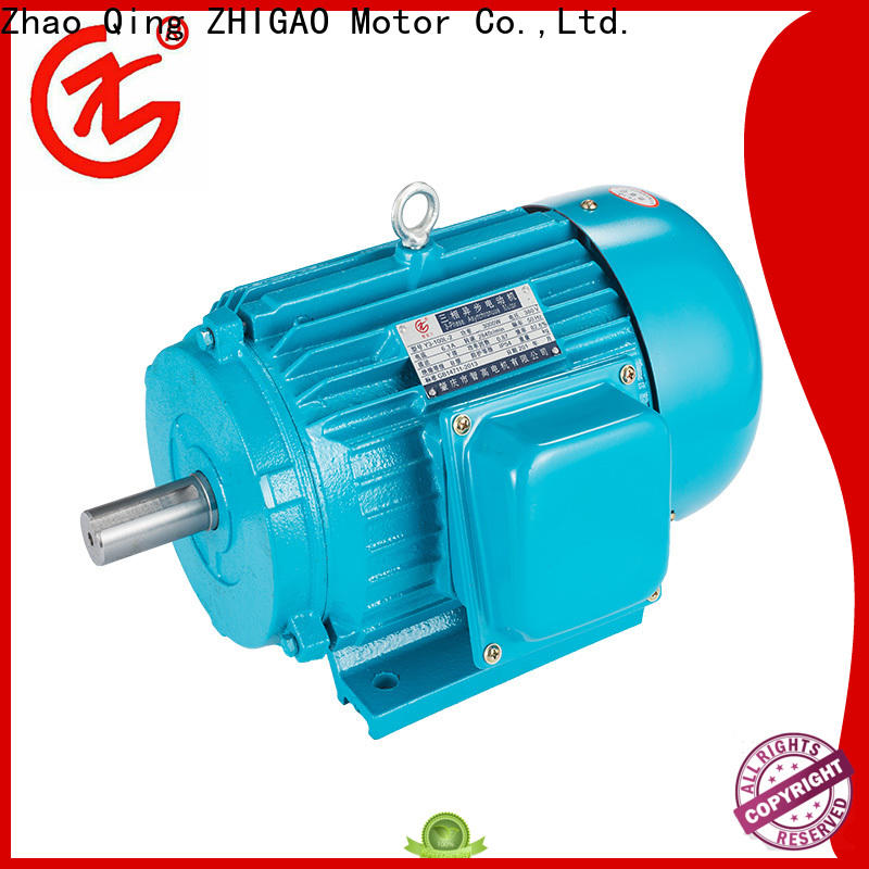 ZHIGAO servo three phase ac motor speed control for business for motorcycle