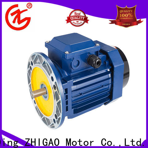 ZHIGAO Best ac motor types and applications supply for